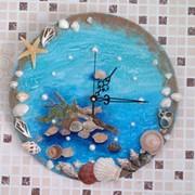 Часы морской бриз фото