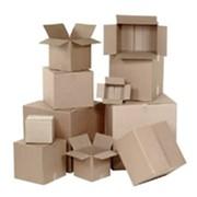 Гофрокартон, Упаковочный картон фото