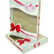 Лоток картонный для печенья фото
