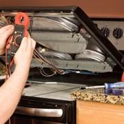 ремонт электроплиты, варочной панели  фото
