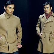 Пальто кашемировое мужское фото