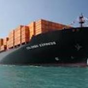 Услуги грузовых брокеров по морским перевозкам фото