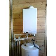 Проектирование систем отопления, водоснабжения фото