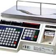 Весы с печатью этикеток CAS LP-15v.1.6 фото