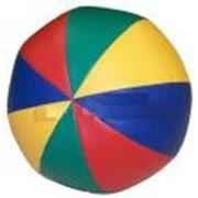 Мяч мягконабивной D30 см.(вес 1.5 кг.) фото