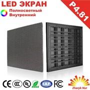 LED экран P4.81 Внутренний фото
