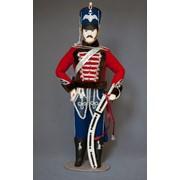 "Сувенирная кукла ""Гусар, 1812 год, Петербург"" фото"
