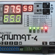 "Регулятор температуры, влажности ""Климат-4"" фото"