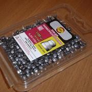 Пули свинцовые для пневматического оружия, колпачковые, кал. 4,5 (0,29 г) (1100 шт.) фото