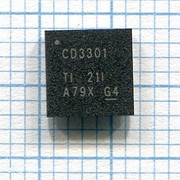 Микросхема cd3301rhhr фото