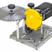 Станок для заточки пильных дисков Калибр эзс-110дм фото