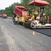 Cтроительство дорог фото
