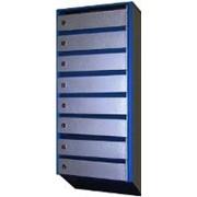 Шкаф абонентский почтовый вертикальный фото