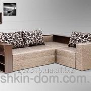 Угловой диван Квадро -еврокнижка