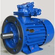 Электродвигатель взрывозащищённый 2В200L4 мощность, кВт 45 1500 об/мин