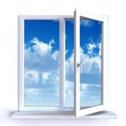 Окно пластиковое 2080х1380 (профиль Экспроф) для панельного дома фото