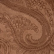 Ткань мебельная Флок Paisley Biscuit фото