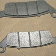 Колодки дисков. тормоза (комплект) LK-180 GY-2 фото