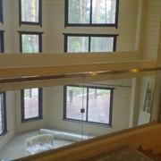 Ограждающие конструкции из стекла