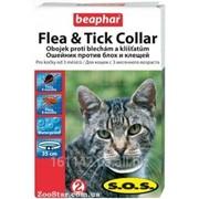 Ошейник для кошек 35 см Beaphar SOS фото