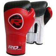 Детские боксерские перчатки RDX Red фото