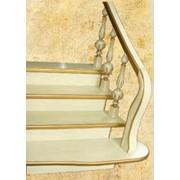 Лестницы деревяные фото