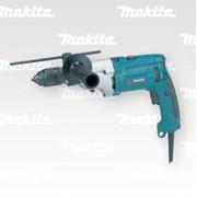 Двухскоростная ударная дрель HP2071F фото