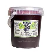 Варенье Смородина черная 1 кг. фото
