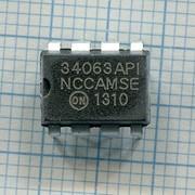 MC34063AP1G, DIP-8 фото