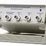 Четырехканальный USB осциллограф АСК-3174 фото