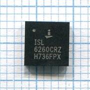 Контроллер ISL6260CRZ-TQFN40P фото