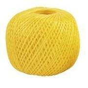 Сибртех Шпагат полипропиленовый, желтый 60 м, 1200 текс Россия Сибртех фото