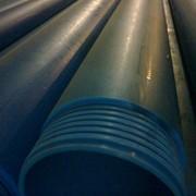 Трубы обсадные пластиковые ГОСТ 18599-2001 фото
