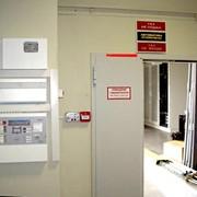 Огнезащитная обработка воздуховодов и систем дымоудаление. фото