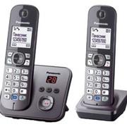 Радио телефон Panasonic KX-TG6822CA фото