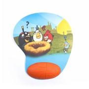 ANGRY BIRDS 05.P X-Game коврик для мыши, Цветная картинка фото