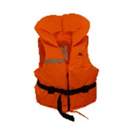 Спасательный жилет переворачивающий сигнального цвета М8С фото