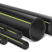 Полиэтиленовые трубы для газоснабжения фото