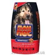 Корм для собак Пан Пес Чемпион 10кг фото