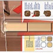 Воск для мебели Edding E-8901/3-В609, 3шт/уп, сосна фото