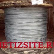 Трос стальной ГОСТ 3064-80 от 100 п.м. фото