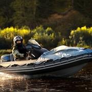 Лодка. РИБ СКАУТ С-380 для туризма фото