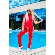 Шикарный летний спортивный костюм ,в расцветках фото