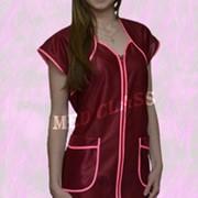 Женский халат-накидка для торговли фото