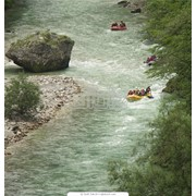 Рафтинг по реке Черемош фото