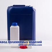 Евро Канистра полиэтиленовая 20 литров K -20 фото