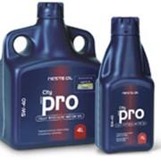 Синтетическое моторное масло ESTE CITY PRO 5W-40