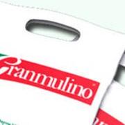 Изготовление полиэтиленовых пакетов с логотипом. фото