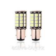 Светодиодные лампочки для автомобильных фар 1157 5050 36- 2 шт. фото