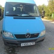 Mercedes Sprinter фото